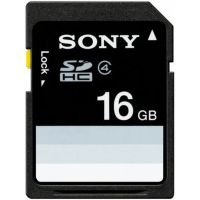 Sony 16GB Secure Digital High Capacity Card