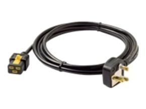 APC Power Cord, Locking C19 to BS1363A (UK), 3.0m