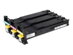 Konica Minolta Toner Value Kit - Toner cartridge - 1 x yellow, cyan, magenta - 4000 pages - For mc 4650