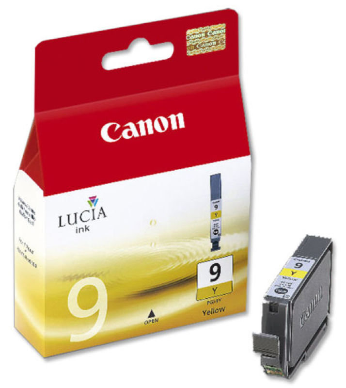 Canon PGI 9Y Yellow Ink Cartridge