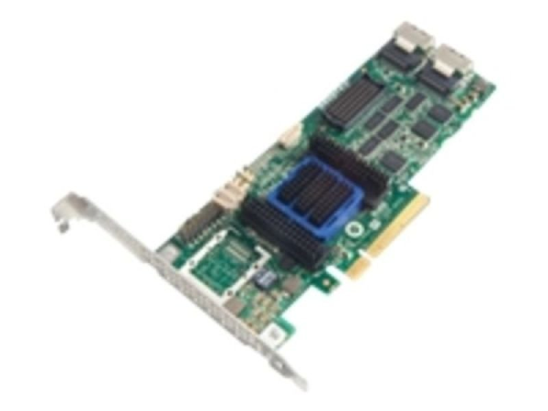 Adaptec 2270100-R 6805 8 Internal Port SAS 2.0/Gen 2 PCI-Express RAID Adapter - Single