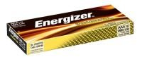 Energizer Industrial AAA Alkaline Batteries - 10 Pack