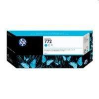 HP 772 Cyan OriginalInk Cartridge - Standard Yield 300ml - CN636A