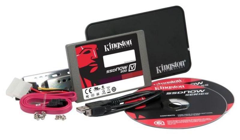 Kingston 256GB V200 SSD Upgrade Kit