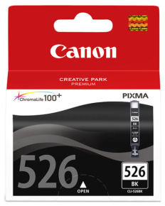 Canon CLI-526 BK Black Ink Cartridge