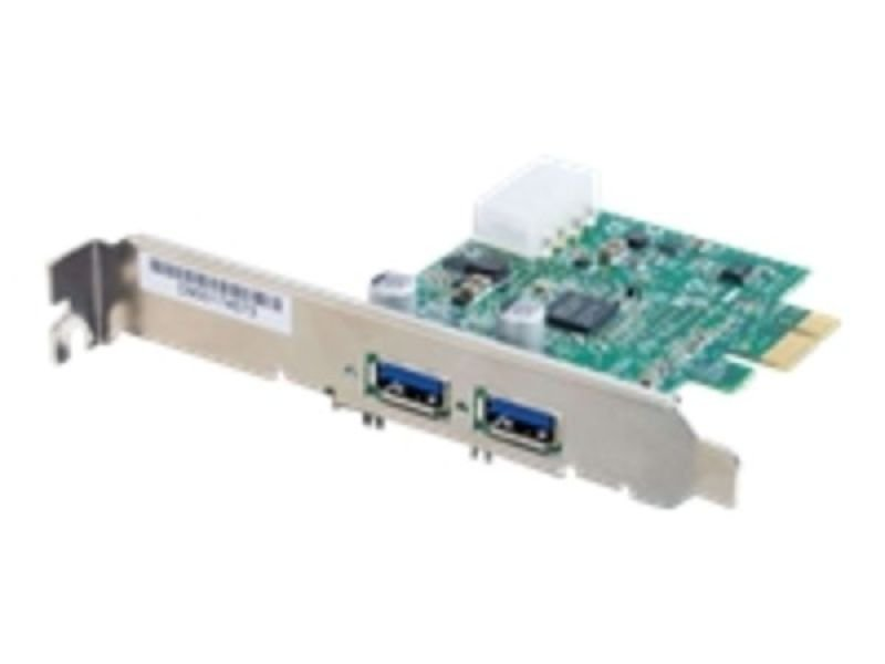 USB 3.0 SUPERSPEED PCI CARD- 2 PORT