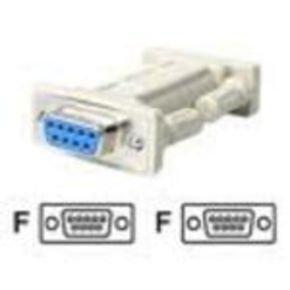 StarTech.com DB9 RS232 Serial Null Modem Adapter