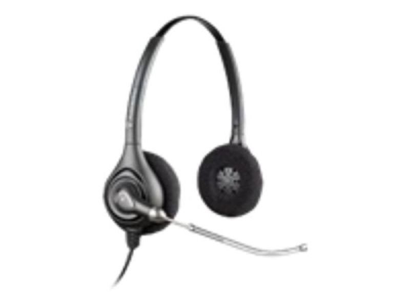 Plantronics SupraPlus HW361/A Headset Silver