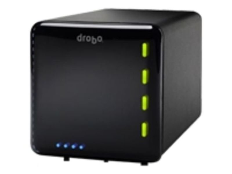 Drobo 4 Bay USB / Firewire Enclosure