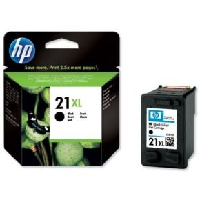 HP 21XL Black Ink cartridge - C9351CE