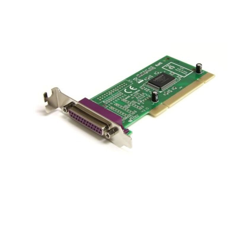 StarTech.com 1 Port Low Profile PCI Parallel Adapter Card