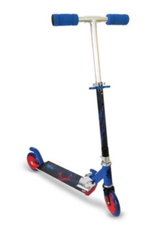 The Amazing Spiderman Scooter