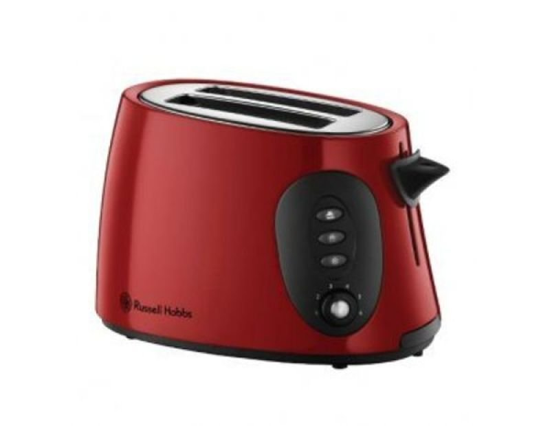 russell-hobbs-18580-stylist-2-slice-toaster-red