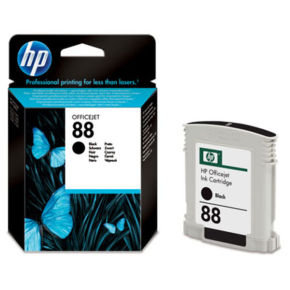 *HP 88 Black Ink Cartridge - C9385AE