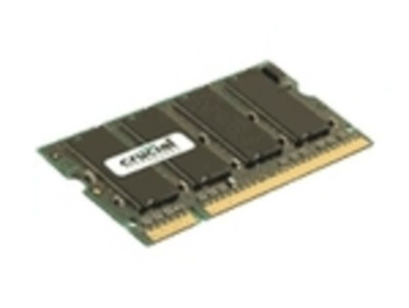 Image of Crucial CT12864AC800 1GB DDR2 800MHz/PC2-6400 Laptop Memory