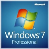 Windows 7 Professional w/SP1 64 Bit- Low Cost Packaging
