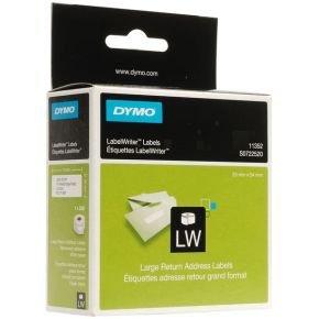 Dymo Return Address Label - 500 Labels