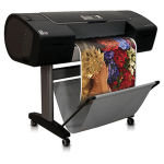 "HP DesignJet Z3200ps 24"" Colour Inkjet Printer"
