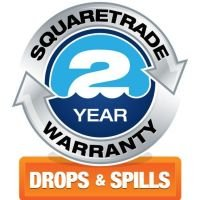 Squaretrade 2-year Electronics Warranty Plus Accident Protection