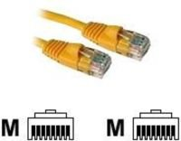 C2G, Cat5E 350MHz Snagless Patch Cable Yellow, 3m