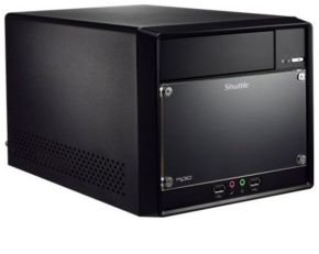 Shuttle SH61R4 Intel H61 LGA1155 Barebone with 250W PSU