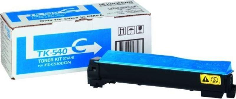 Kyocera TK 540C Cyan Toner cartridge
