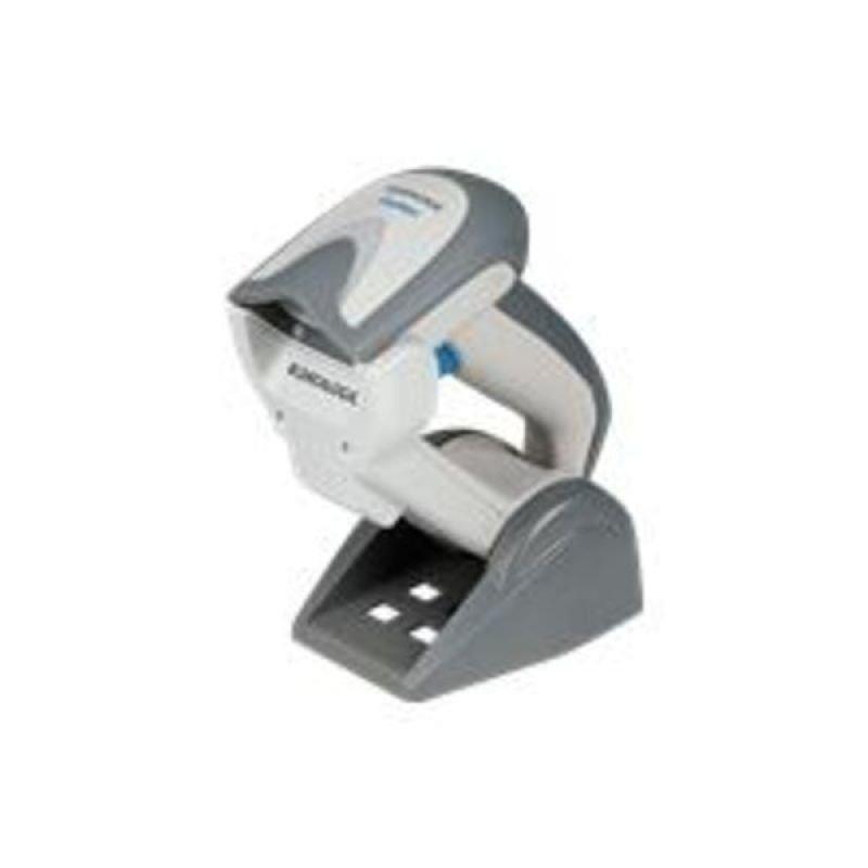 Datalogic Gryphon I GM4130 Wireless Portable Barcode scanner Kit White