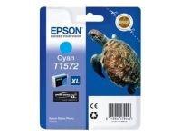 Epson T1572 Stylus Photo R3000 Cyan Ink