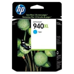 HP 940XL Cyan Ink Cartridge - C4907AE