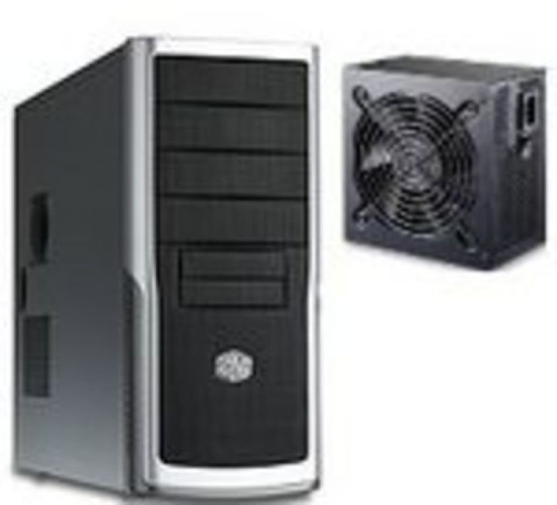 CoolerMaster Elite 333 Black Case With CM eXtreme Power 460W PSU *SPECIAL OFFER*