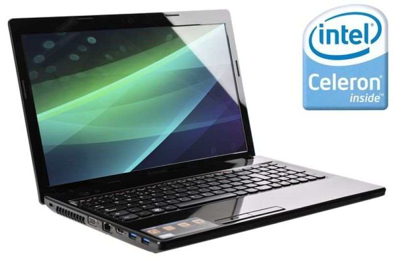 Lenovo Ideapad G580 Laptop, Intel Celeron B820 Dc 1.7ghz, 6gb Ram, 750gb Hdd, 15.6 Hd Led, Dvdrw, Intel Hd, Webcam, Windows 7 Home Premium 64