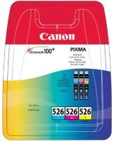 Canon CLI 526 Multipack Ink Cartridge- Blister