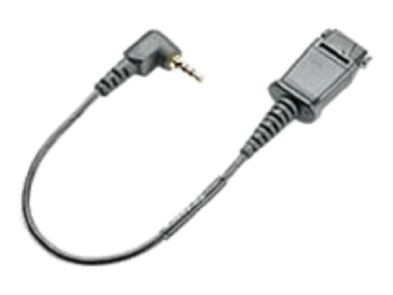 Click to view product details and reviews for Plantronics 25mm Patch Cord For Cisco 7920 Cordless Telephone.
