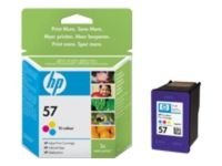 *HP 57 Colour Ink Cartridge