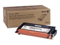 Xerox 106R01395 High Capacity Black Laser Toner Cartridge 7000 Pages