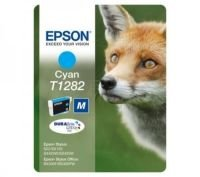 Epson T1282 Inkjet Cartridge Capacity 3.5ml Cyan