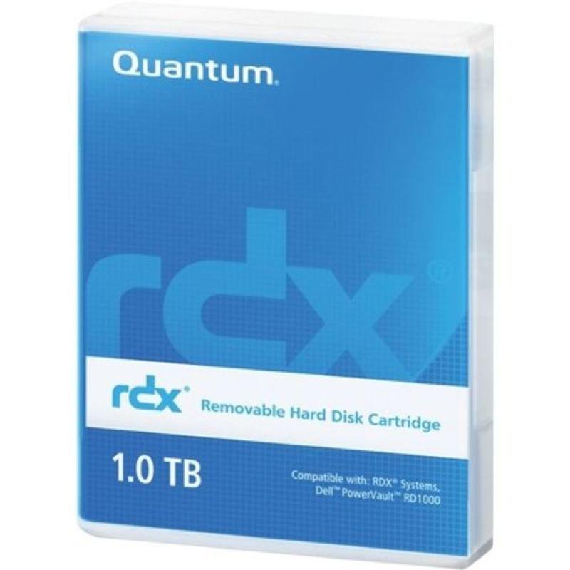 Quantum RDX 1TB Backup Media Tape