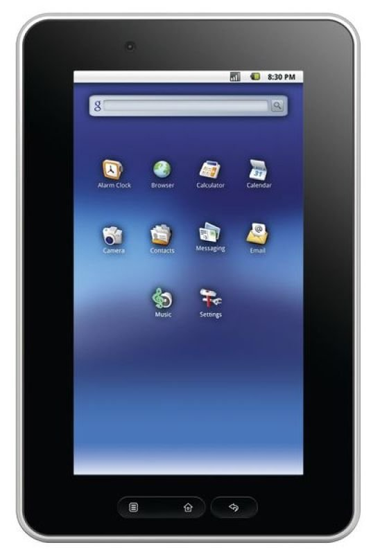 Scroll Tablet PC