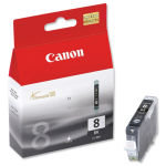 Canon CLI 8Bk Black Ink Cartridge