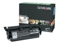 Lexmark Black Return Programme Toner