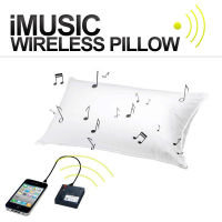 iMusic Pillow Wireless