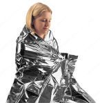 WALLACE EMERGENCY FOIL BLANKET PK6