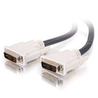 C2G, DVI-I M/M Single Link Digital/Analogue Video Cable, 3m