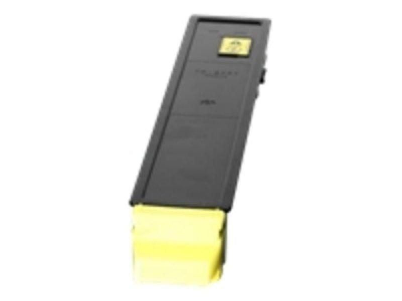 Kyocera TK 895Y Yellow Toner Cartridge