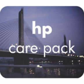 HP Electronic Care Pack - Extended service agreement for Colour LaserJet 4xxx - parts and labour - 1 year - on-site