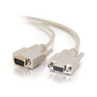 C2G, Economy HD15 M/F SVGA Monitor Extension Cable, 2m