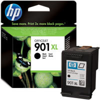 HP 901XL Black Ink Cartridge - CC654AE