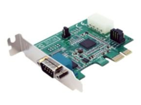 StarTech.com 1 Port Low Profile PCI Express Serial Card w/ 16950