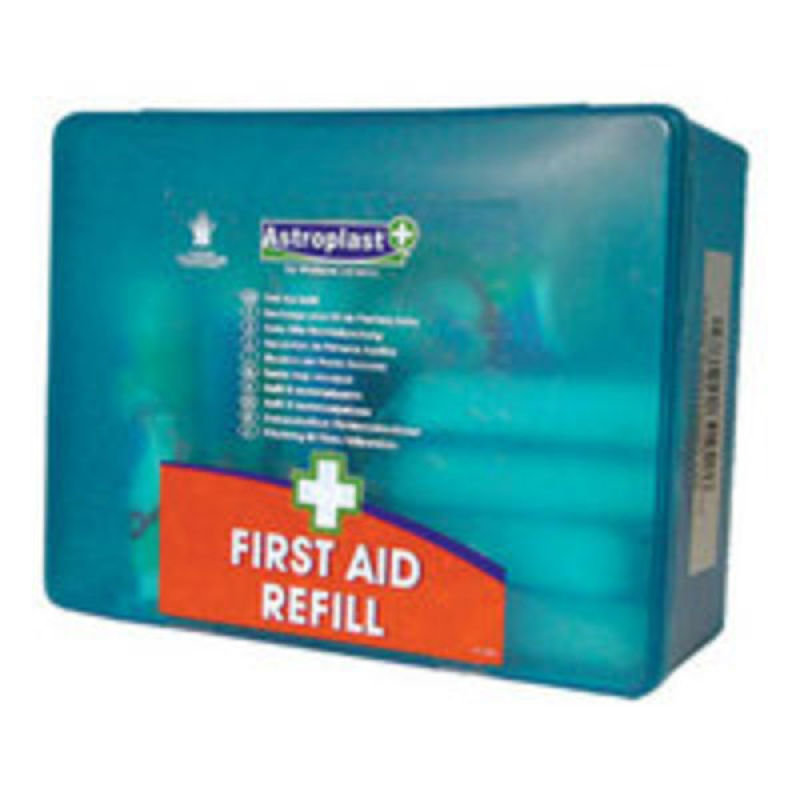 WALLACE 1-10 PERSON FIRSTAID KIT REFILL
