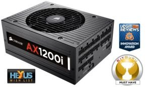 Corsair Axi 1200W Fully Modular 80+ Platinum Power Supply